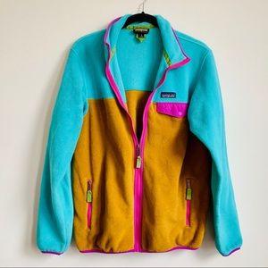 Patagonia | Multicolor Zip Up Sweatshirt
